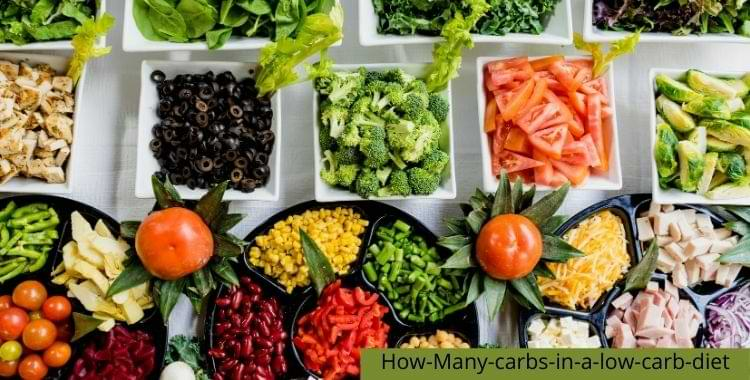 How Many Carbs In A Low Carb Diet