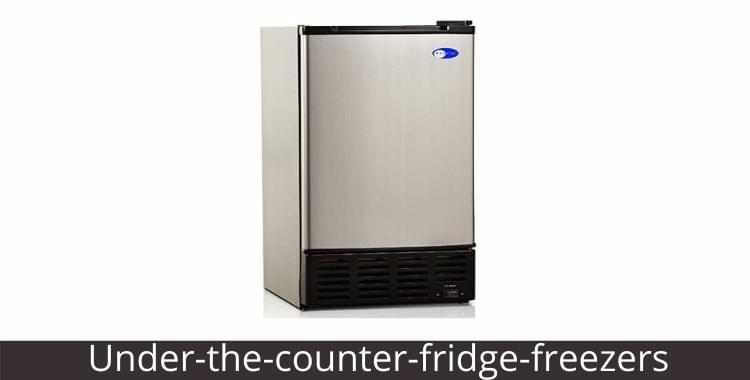 Under-the-counter-fridge-freezers