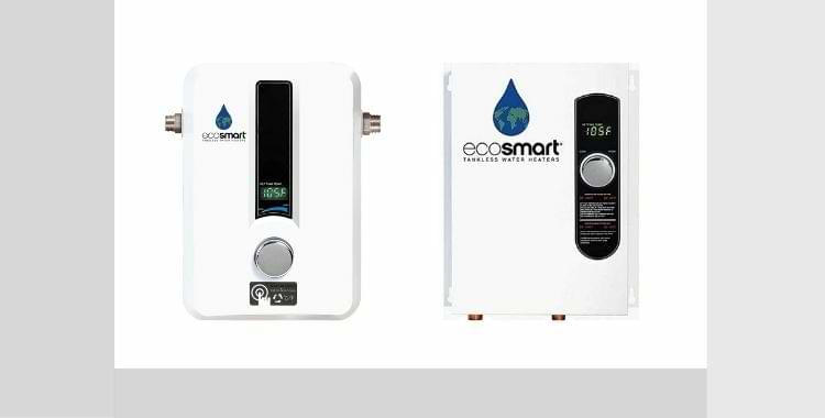 How To install Ecosmart 27 Tankless Water Heater?