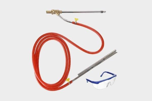 wet sandblasting kit